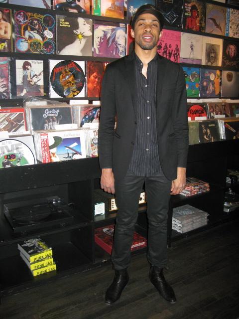 Street wear look Dec 9-09