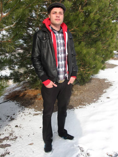 Lake Tahoe mens style