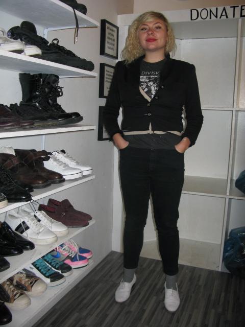 Streetwear look Dec 09