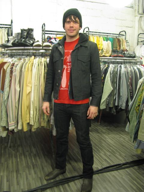 Street wear 12-09