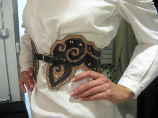 Jewelry belt 2