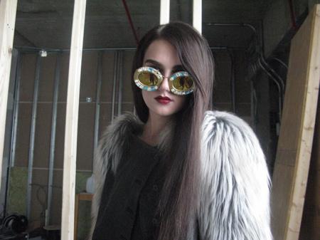 Blog fashion eyewear shot