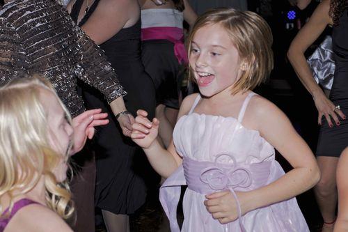 Maddie dancing