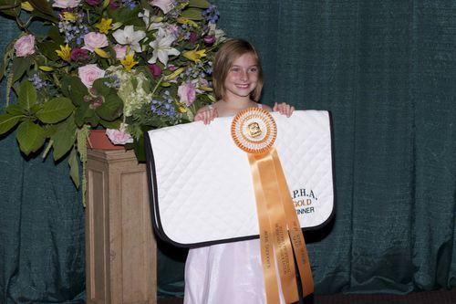 Maddie 2 award