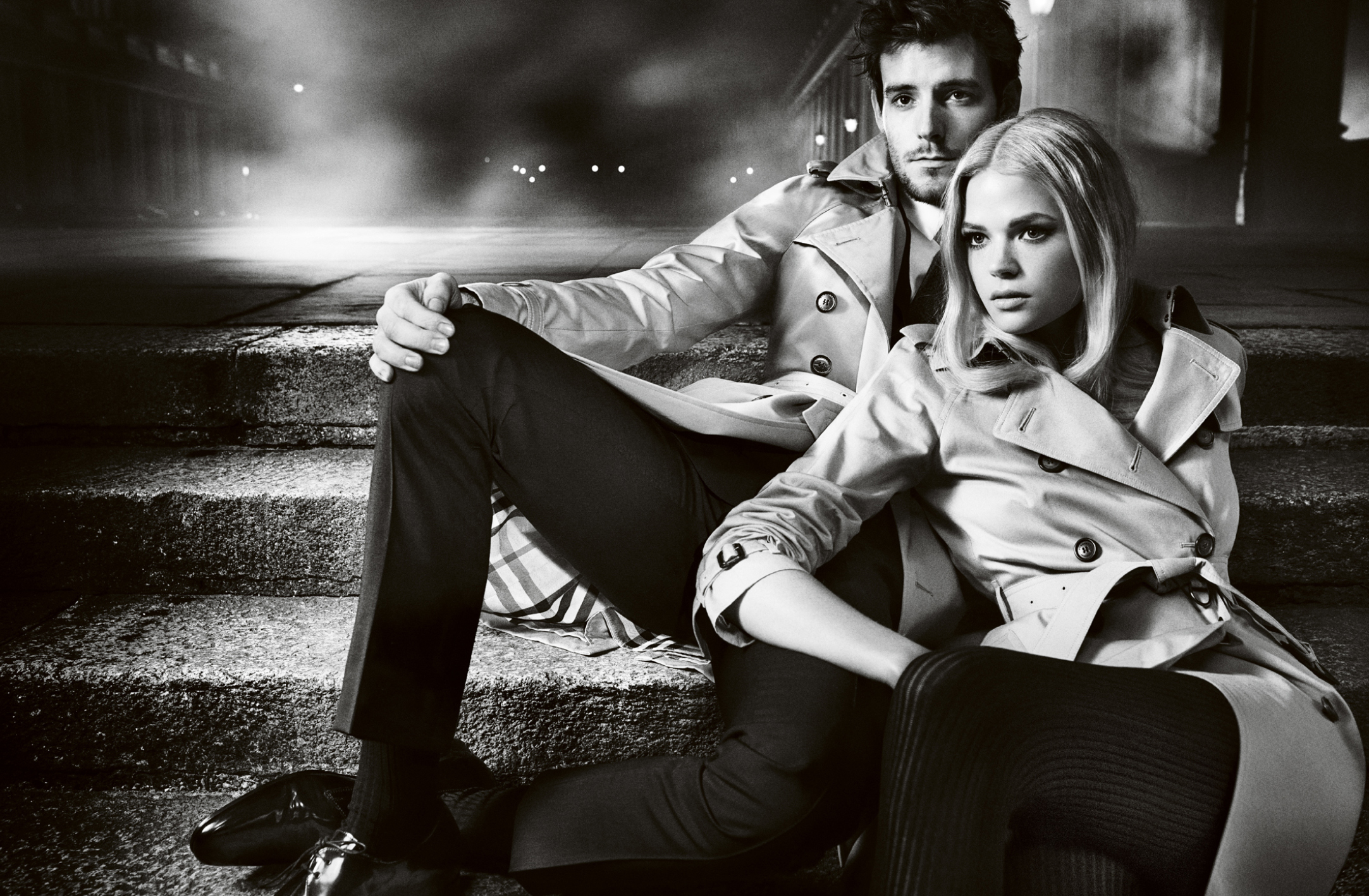 See Fall 2012 Campaigns From Burberry, Louis Vuitton and More