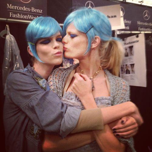 AS Meghan and Hanne