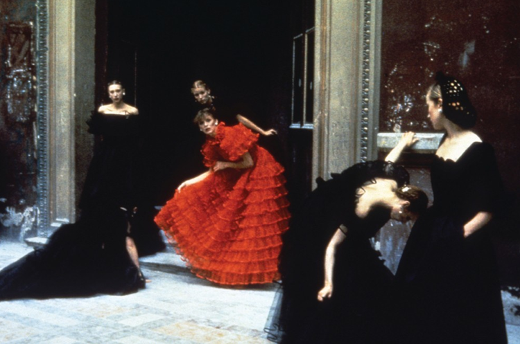 Deborah Turbeville photography 1