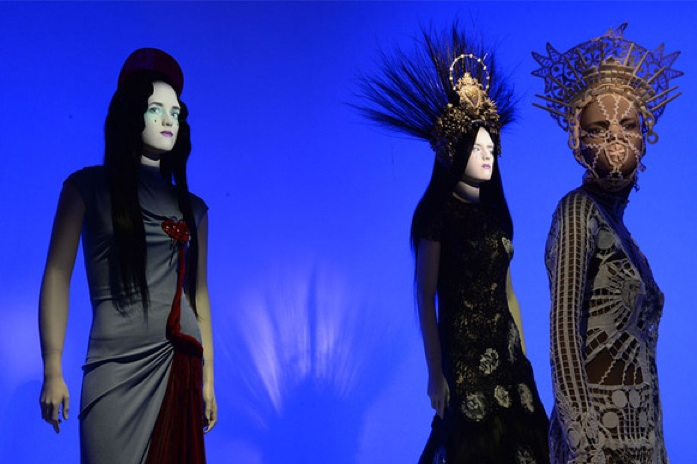 Jean Paul Gaultier exhibit 2