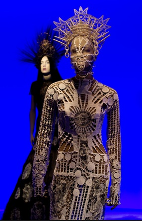 Jean Paul Gaultier exhibit 3