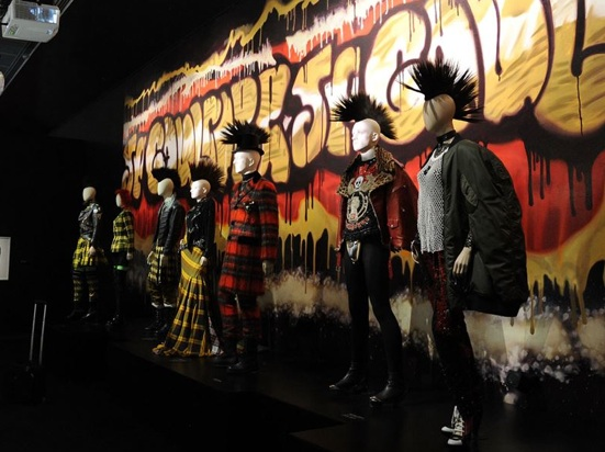 Jean Paul Gaultier exhibit 1