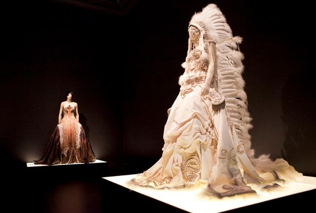 Jean Paul Gaultier exhibit 4