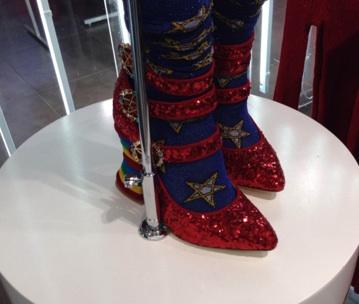 Mkx topshop heels