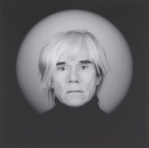 Robert Mapplethorpe, Andy Warhol, 1986