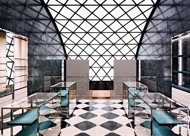 Balenciaga Soho Flagship Store 3