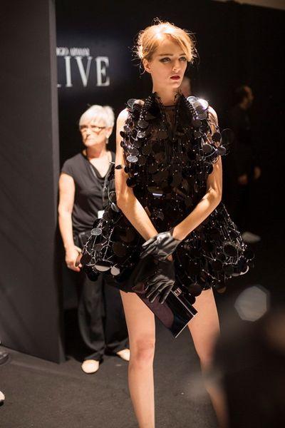 Armani Privé Haute Couture AW14 5