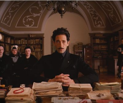 The Grand Budapest Hotel - Adrien Brody