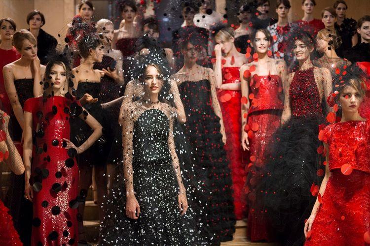 Armani Privé Haute Couture AW14 2